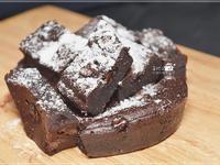 3分鐘出爐的布朗尼蛋糕