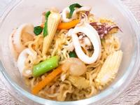 快煮鍋/辛拉麵海鮮炒麵