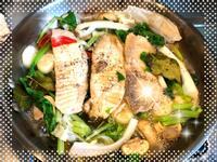 花椒青檸鯛魚