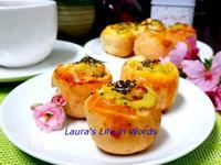 【低糖低油】日式番薯小饅頭
