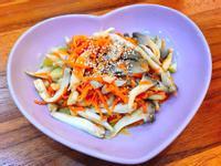 韓式清炒秀珍菇