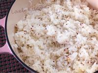 紅白藜麥飯【鑄鐵鍋】