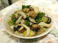 花椰菇菇麵筋