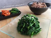 韓式涼拌菠菜