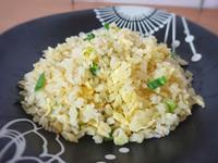 蛋炒飯(粒粒分明)