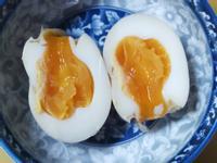 日式塘心蛋