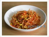無油煙的不敗料理:韓式涼拌黃豆芽-簡單版
