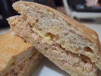 『Take a bread!創意三明治、麵包早餐』~鮪魚帕尼尼