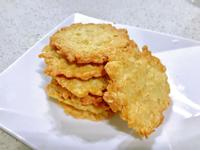 高纖低卡 楓糖燕麥脆餅