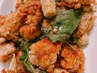 愛柴-烤的鹽酥雞