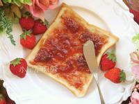 隨興製作的手工草莓果醬
