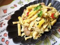 豆瓣桂竹筍(便當菜)