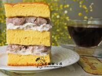 芋泥生乳蛋糕