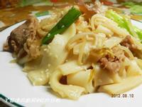 ㄚ曼達的廚房~台式快炒河粉