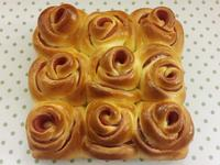 花型火腿麵包