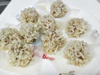 米飯珍珠丸子♡寶寶版
