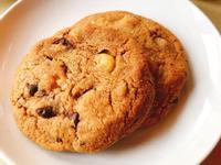 巧克力夏威夷豆餅乾-手繪食譜