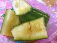 解膩。醋漬小黃瓜 夏天開胃前菜。家常菜