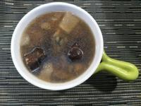 夏天要喝~香菇菜頭蔭瓜雞湯
