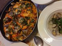 Spanish Paella海鮮燉飯🍛