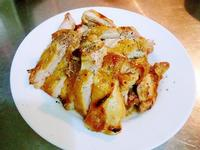 鹽麴檸香烤雞
