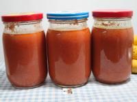 濃郁的純蕃茄醬