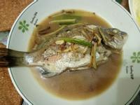 醬燒豆豉鮮魚