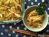 十分鐘小菜─素食嫩薑美味─麻香醬拌薑