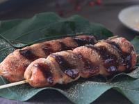 中式碳烤湯圓【中秋烤肉】