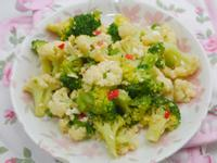 金沙雙花菜