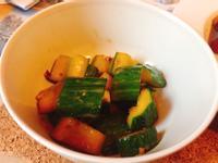 豆腐乳醬涼拌黃瓜