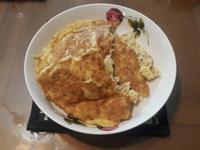 金針菇煎蛋