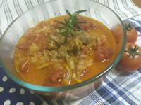 一鍋到底─無水料理─蕃茄燉牛肉