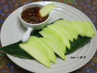 青芒果沾醬Namplawan~泰國風味!