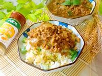 印度咖哩牛肉醬(飯)