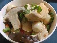 懶人電鍋料理 素食可食 麻辣臭豆腐