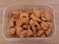烤肉醬燉雞丁 #冷凍雞肉去腥 #電鍋