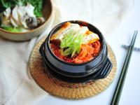 泡菜鍋 김치찌개