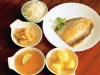 【慢性腎臟病】春-香煎虱目魚套餐