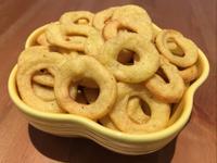 【寶寶食譜】洋蔥米圈圈(無糖無油無粉)