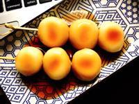 日式白玉糰子|二樣食材簡單做日式糯米糰子