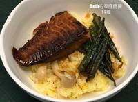 照燒鯛魚炊飯
