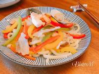 一鍋料理-繽紛鮮蔬炒烏龍