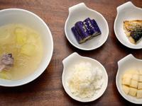 【慢性腎臟病】秋-烤鯖魚套餐