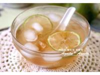 [阿妮塔♥sweet] 懶人版蜂蜜檸檬愛玉。