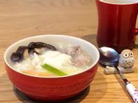 香菇竹筍排骨粥