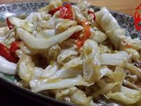 (素食) 澎湖 酸高麗菜