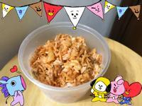 〔3分鐘料理〕泡菜吞拿魚炒飯
