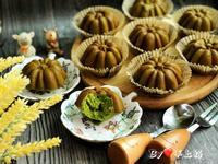 日式若竹抹茶蜂蜜蛋糕