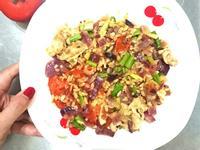 義式彩虹腿排燉飯🌿